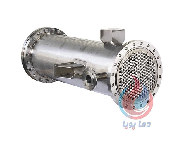 انواع و کاربرد مبدل حرارتی دما پویا